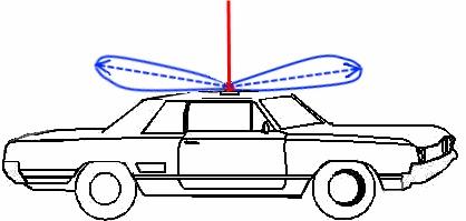 диаграмма направленности антенны в вертикальной плоскости